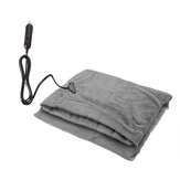 145x100cm 24V Auto Heizdecke Beheiztes Fleece Travel Throw Fleece Gemütlicher warmer Winter