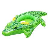 Gonfiabiliperbambini,coccodrillo,nuoto,anello, galleggiante, sedile, piscina, nuoto, floaties