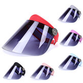 Multi-Purposes Rotatable Face-Covering Sun Protective Hat Summer Cycling Sunshade Mask Saliva Protection Mask