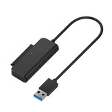 CIMANZ CZL-U32517SC USB 3.0/USB 3.1 to SATA Hard Drive Converter Cable for 2.5 inch SATA Hard Drive