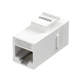 Ugreen Cat6 RJ45 Network Cable Extender Ethernet Extension Cable Adapter Network Connector Module NW162