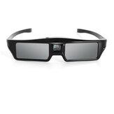 نظارات 3D DLP لجهاز عرض الليزر السينما المنزلية Active مصراع شحن مصراع 50 ساعة