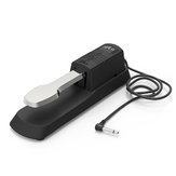 SOLO SP-08 Metal Pedals Strong Sound Reinforcement Sustain Pedal for Keyboard Piano Instruments