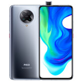 POCO F2 Pro Global Version 6,67 inci Snapdragon 865 4700mAh 30W Pengisian Cepat Kamera 64MP Video 8K 6GB 128GB 5G Smartphone