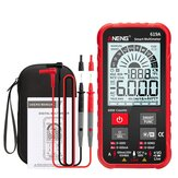 ANENG 619A Digital Multimeter AC/DC Currents Voltage Testers True RMS 6000 Counts Professional Analog Bar Multimetro NCV Meter