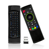 Magicsee FM5S 2.4GHz Wireless Fly Air Mouse Mini Keyboard For TV Box