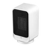 VIOMI VXNF02 800 W Desktop elétrico Aquecedor 60 ° Grande angular Vento frio e quente Ventoinha de ar quente Baixo ruído para home office