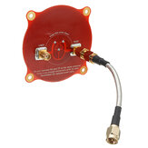 Realacc Triple Feed Patch-1 5.8GHz 9.4dBi Directional Circular Antennaed Pagoda FPV
