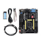ALTERA Cyclone IV EP4CE6 FPGA Development Board Kit Altera EP4CE NIOSII FPGA Board e USB Downloader Controlador infravermelho