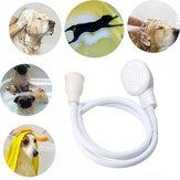 1.5 m / 2 m / 2.5 m Single Tap Banho Pia Chuveiro Mangueira Spray de Cabeleireiro Pet Cachorro Lavar