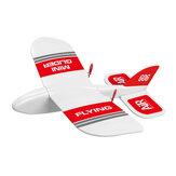 KFPLAN KF606 2.4Ghz 2CH EPP Mini avion de planeur RC intérieur couvert