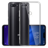 Bakeey Ultra-Thin Transparent Soft TPU Protective Case for Xiaomi Mi8 Mi 8 Lite 6.26 inch