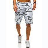 Men's Casual Camouflage Loose Sweatpants