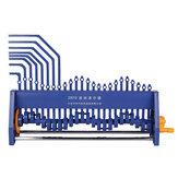 SHUNMA 22015 modèle ouvert en plastique de démonstration de vague à manivelle à manivelle modèle d'expérience de démonstration de vague horizontale verticale