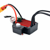 SURPASS HOBBY KK Waterproof 25A ESC Electric Speed Controller for RC 1/16 1/18 1/20 RC Car 2030 2040 2430 2435 2440 2445 Motor