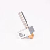 TRONXY® 20*20*10mm M6 Throat 7*31mm Nozzle 0.4mm Heating Block Kit for 3D Printer