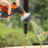 PATHONOR Hose Spray Nozzle Garden Hose Nozzle Heavy Duty high Pressure With 8 Adjustable Watering Spray Patterns
