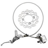 Universal Frente Hydraulic Brake Caliper Disc 125cc 150cc Pit Dirt Bike Kit Set