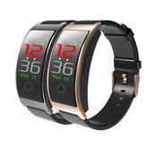 Bakeey CK11C 0.96 inç IPS Renkli Ekran Kalp Oranı Monitör Adımsayar Spor bluetooth Akıllı Bilezik