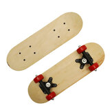 Blank Skate Board for DIY Graffiti for Children Toy Gift 7-layer Chinese Maple Children Skateboards for Girl Boy