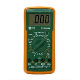 Besten dt9205m lcd ac dc Volt Ampere Ohm elektrische Digital Multimeter