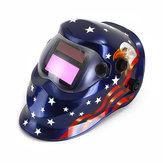 Zonne-energie Auto-lasfilters Helm Arc Tig gecertificeerd beschermend masker