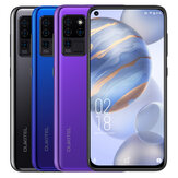 OUKITEL C21 Global Version 6,4 pouces FHD + affichage de perforation 4000mAh Android 10 caméra avant 20MP 4GB 64GB Smartphone Helio P60 4G