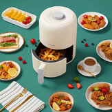 Original              Ocooker CR-KG2801Y Full Automatic Air Fryer from Xiaomi Youpin 220V 800W Oil Free 2L Air Grill Machine