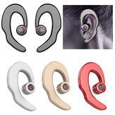 [Verdadero Inalámbrico] Ganchos para Conducción del Hueso S2 TWS Doble Auricular Bluetooth Auriculares Estéreo con Micrófono