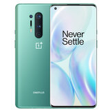 OnePlus 8 Pro 5G Global Rom 6,78 cala QHD + 120 Hz Fluid Display IP68 NFC Android10 4510 mAh 48 MP Quad tylna kamera 12 GB 256 GB Snapdragon865 Smartfon