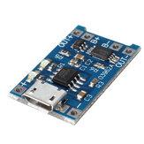 50 шт. USB 3.7V 3.6V 4.2V 1A 18650 TP4056 Литиевый Батарея Зарядное устройство Зарядная плата Литий-ионная плата питания