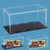 DIY Acryl Vitrine für LEGO 21302 The Big Bang Theory Bricks Toy