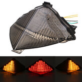 12V motorfiets LED staart licht rem remsignalen voor Yamaha YZF-R1 YZF R1 2004-2006