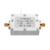 Ultra-low Noise NF0.6dB High Linearity 0.05-4G Breedbandversterker LNA -110dBm Module