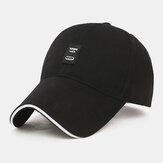 Men Plus Long-brimmed Sunscreen Summer UV Protection Berathable Mesh Hat Sun Hat Baseball Hat