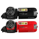 Zoom 16MP 16X 2.7 Pollici HD 1080P LCD Video digitale fotografica Videocamera DV Touch Screen