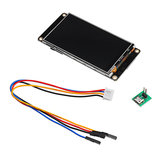 Nextion Enhanced NX4024K032 3,2-Zoll-HMI Intelligent Smart USART UART Serial Touch TFT LCD Bildschirmmodul-Anzeigefeld Für Raspberry Pi-Kits