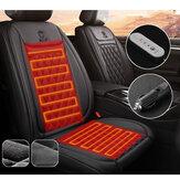 12V / 24 aquecida tampa do assento de carro almofada de aquecimento almofada térmica automática inverno