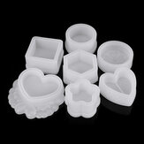 DIY Silicone Jewelry storage box Mold for Resin Epoxy Jewelry Making Mould Tools