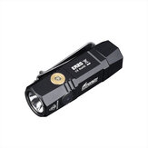 Fitorch ER20 XPL HD 1000lm Strong Light EDC Flashlight USB Rechargeable Waterproof Mini Torch Magnetic Maintenance Work Lamp Camping Tent Light