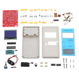 Original Hiland DIY M12864 Graphics Version Transistor Tester Kit LCR ESR PWM