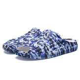 Men Outdoor Fashion Toe Hollow Slippers Superstar Beach Seaside Breathable  Summer Wild Shoes