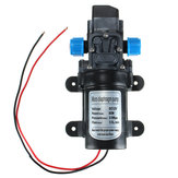 DC12V 80W 0142 Motor 5.5L/Min High Pressure Diaphragm Water Self Priming Pump