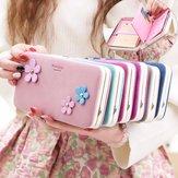 Prettyzys Portafoglio Pochetta Universale Multifunzionale Zipper per  Smartphone Meno di 6 Pollici