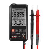 Multímetro digital HY128A / B / C Touch DC / AC Profissional Analog Tester Multímetro True RMS