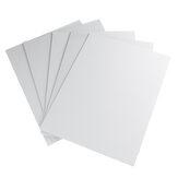 Multiple Size Artist Blank Painting Board Plain Oil Art Stretched Acrylic Canvas