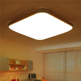 48W 39*39CM Remote Control Modern Dimming LED Ceiling Light Surface Mount for Bedroom Kitchen