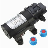 DC 24 V 60W 5L / Min Motorhochdruck-Mikromembran-Wasser selbstansaugend Pumpe