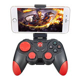 GEN GAME NEW S5 Wireless Bluetooth Game Controller Game Pads With Bracket for iOS Android Mobile Phone Tablet PC PS3 Game Console Gamepad