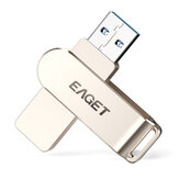 اشتريه EAGET F60 128G USB 3.0 High Speed ​​USB Flash Drive Pen Drive USB Disk
